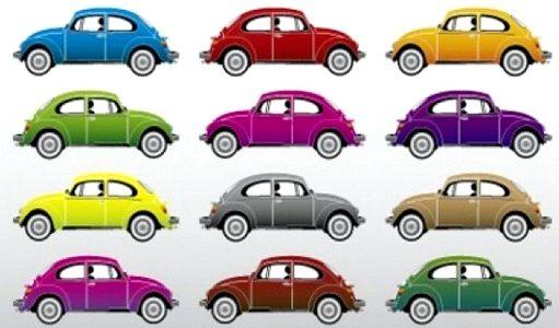 Колір авто і життєва позиція його власника.
