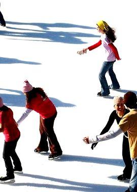 Як навчитися кататися на ковзанах?