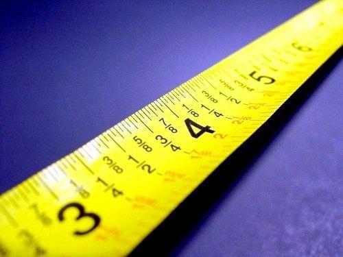 Як порахувати квадратні метри