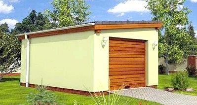 Як побудувати гараж на дачній ділянці