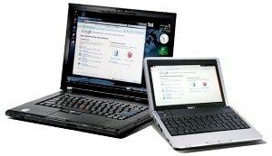 Чим нетбук відрізняється від ноутбука?