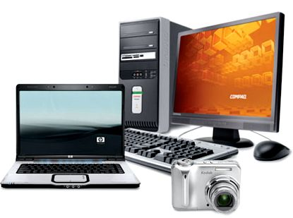 Чим відрізняється ноутбук від комп'ютера?