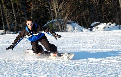 Як навчитися кататися на сноуборді?