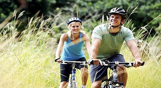 Як навчитися кататися на велосипеді?