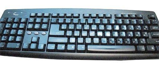 Як очистити клавіатуру на комп'ютері - оригінальний спосіб