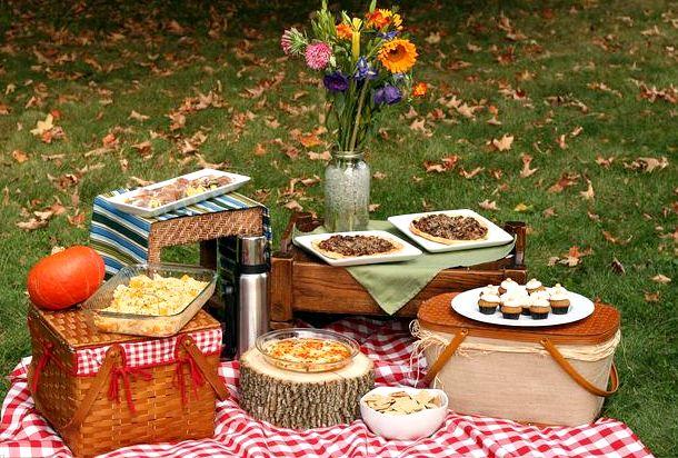 Як організувати виїзд на природу або як організувати пікнік?