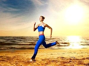 Як правильно дихати при бігу?