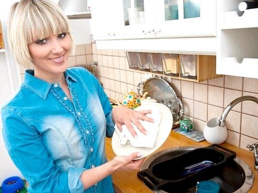 Як правильно мити посуд - продовження корисних порад господиням