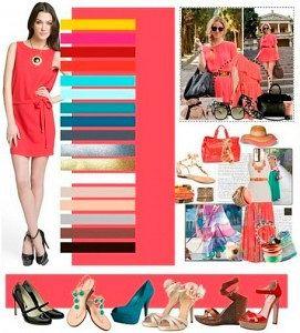 Як правильно підібрати колір одягу