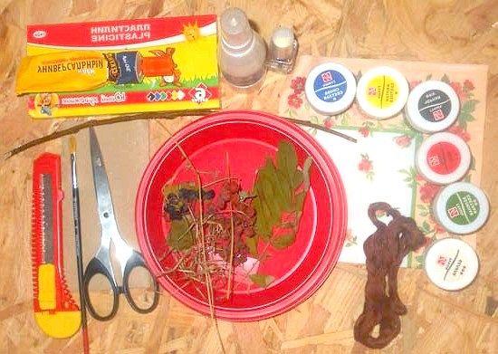 Як перетворити пластикову одноразову тарілку в подарочно-сувенірну