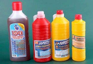 засоби для прочищення унітазу