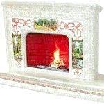 Облицювання кахлями печей і камінів - тепло і краса вашого будинку
