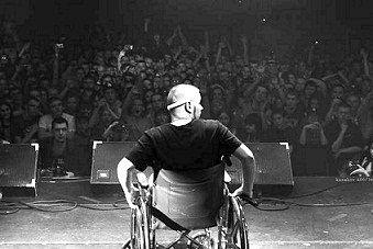 Чому Рем Дигга інвалід?