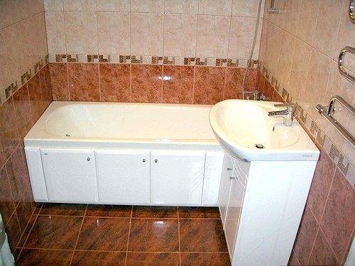 Ремонт у ванній кімнаті своїми руками