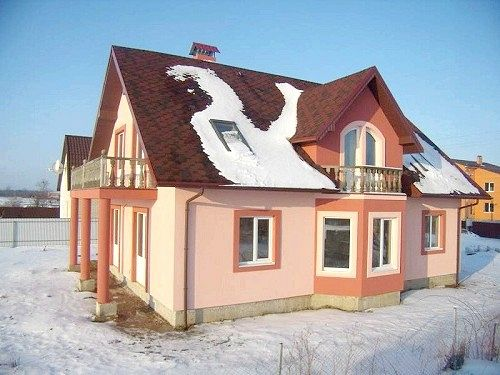 Поради по плануванню і будівництва приватного будинку