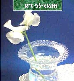 пластикова ваза