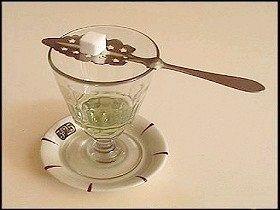 Як пити абсент?