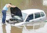 Як розпізнати автомобіль потопельник - важливі ознаки побувала на дні машини