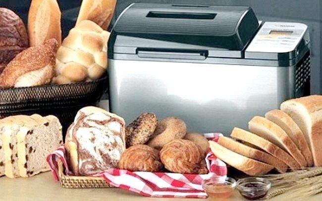 Як вибрати хлібопічку за параметрами