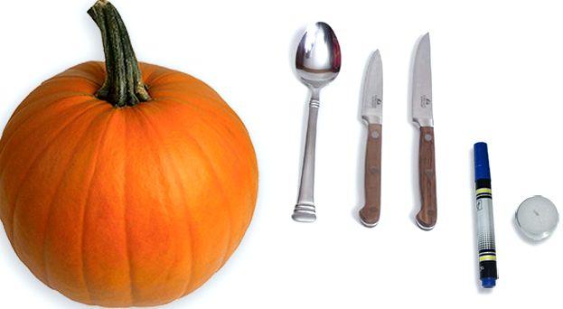 Як вирізати гарбуз на Хеллоуїн?