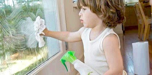 Які домашні засоби ідеально підходять для миття вікон