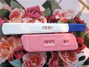 Коли робити тест на вагітність?