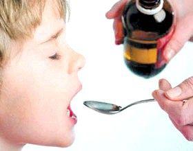 Лук з медом від кашлю дитині