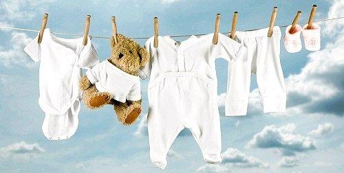 Корисні поради з прання, сушіння та прасування білизни