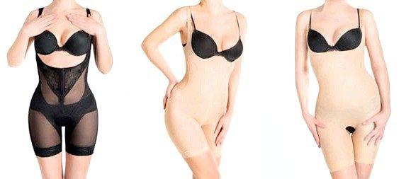 Правильний вибір жіночої білизни для корекції фігури