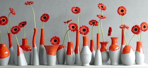 Застосування ваз в сучасних інтер'єрах приміщень