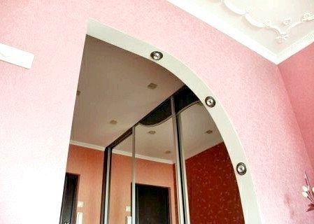 Встановивши перегородки з гіпсокартону ви зможете змінити планування у вашій квартирі