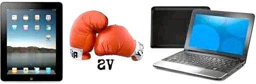 Головна відмінність ноутбука від планшета - поради з вибору