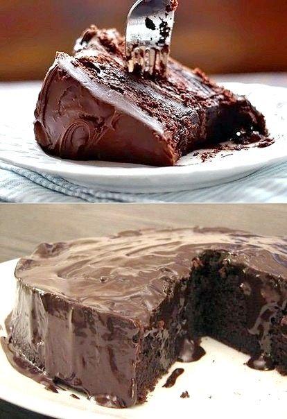 Цей рецепт - знахідка для любителів солодкого. Такого смачного шоколадного пирога ти ще не пробував!