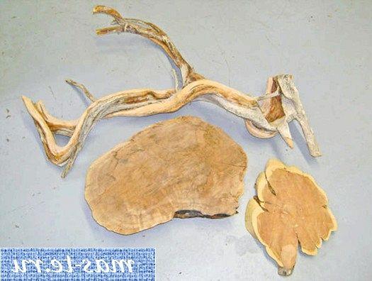 Як зробити ексклюзивний стіл з натурального дерева