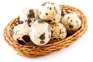 Як варити перепелині яйця?