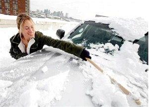 Складнощі з машиною взимку