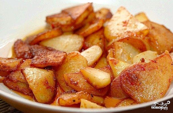 Як смажити картоплю в мультиварці