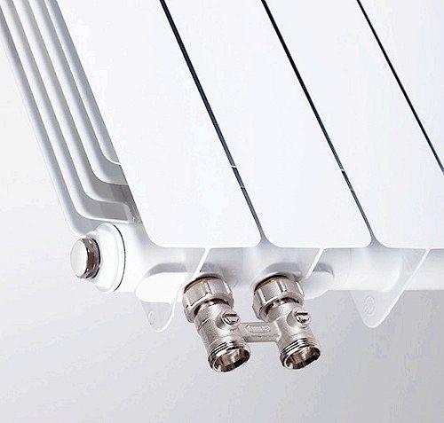 сталевий радіатор