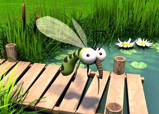 Скільки живуть комарі?