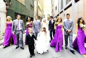 У чому піти на весілля?