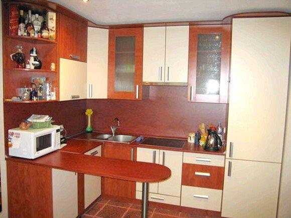 Варіанти саморобних кухонних барних стійок