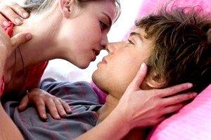 Відео - як цілуватися?