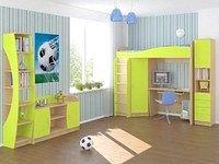 Всі про вибір модульних дитячих кімнат