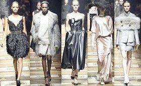 Вибираємо модні сукні осінь-зима 2014-2015
