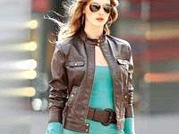 Жіночі шкіряні куртки: мода і вибір