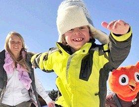 Зимові канікули 2014: куди поїхати з дітьми на новий рік