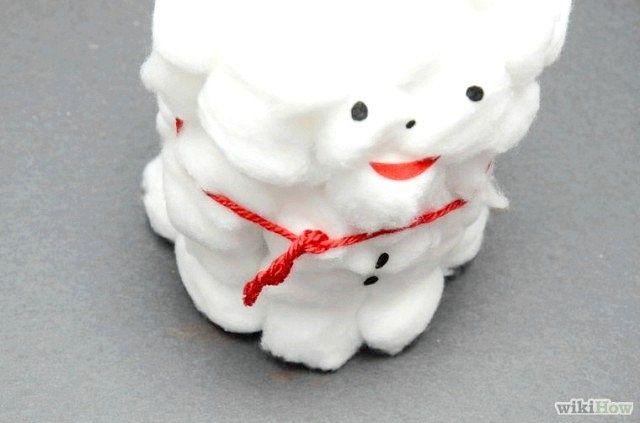Замість носа у сніговика була морквина