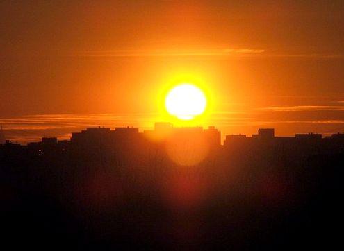 Зірка сонце
